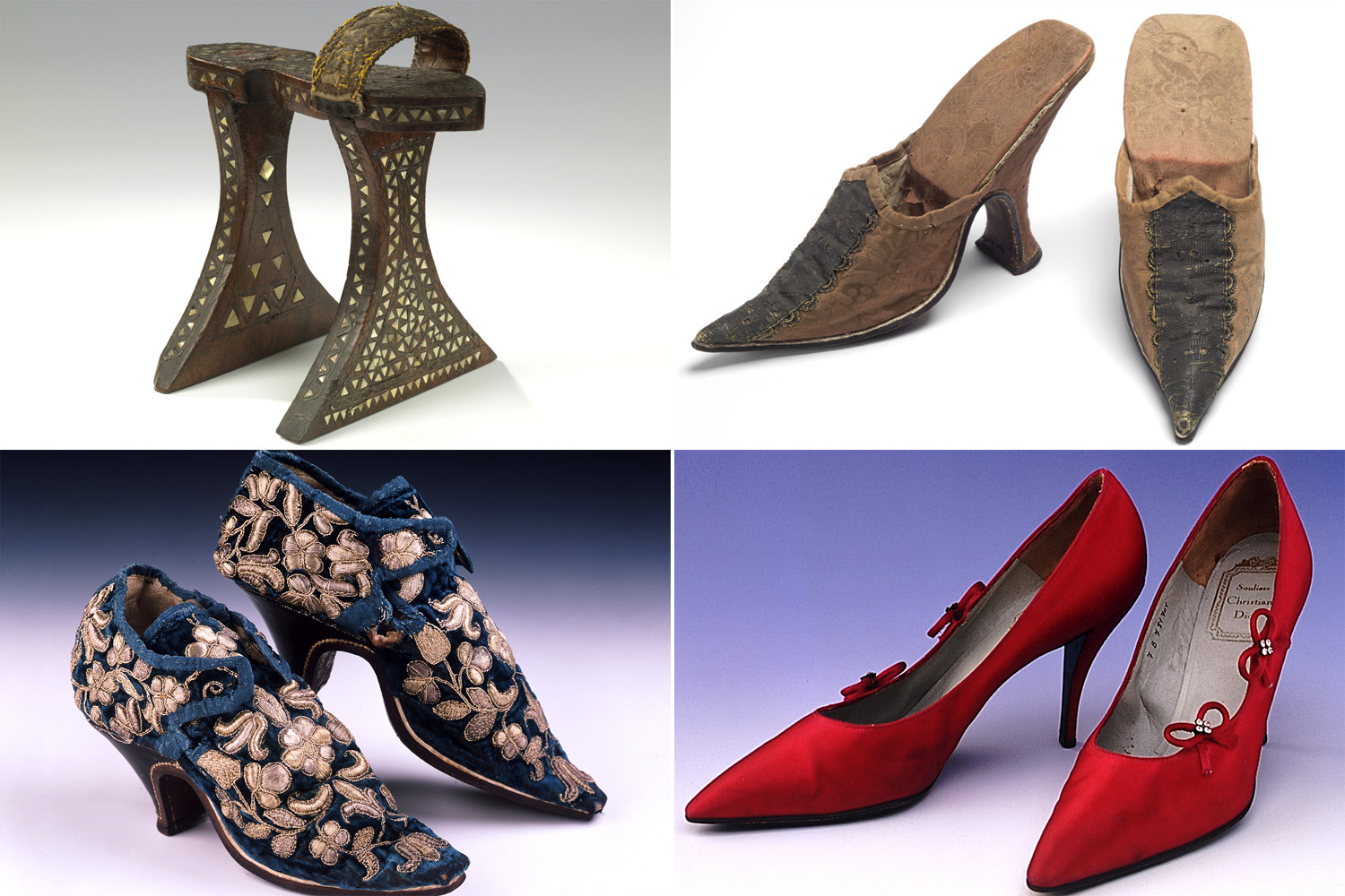 High Heel Shoes Museum Shoe Facts
