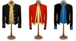 mess dress uniform