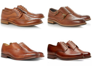 Men's Fashion Guides - 3 Forms of Footwear