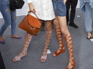 Gladiator Shoes - A New Fashion Trend With a Very Old History!