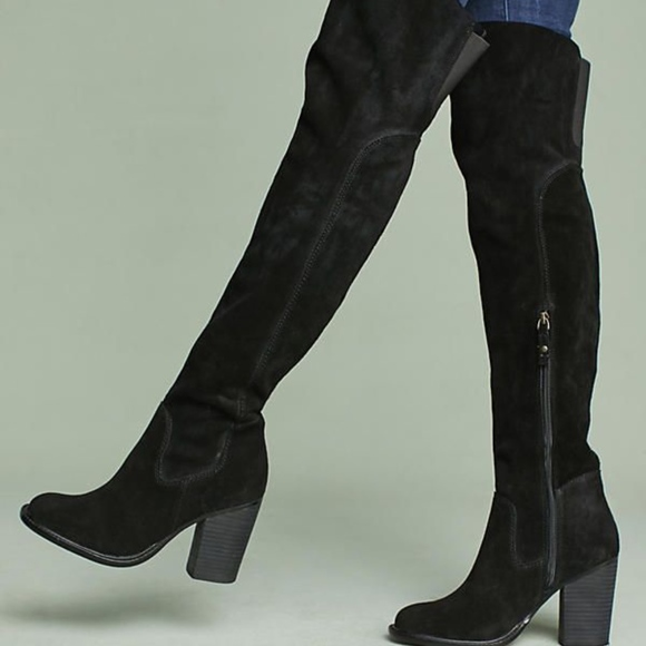 Kelsi Dagger Boots Overview