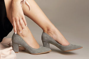 Women's Higher Heel Footwear