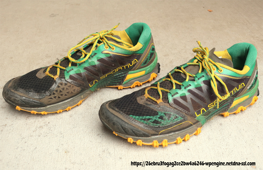 The La Sportiva Waterproof Running Shoe