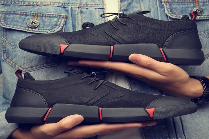 All About Men's Shoes