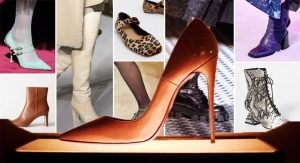 Are Ladies Wearing Any Attractive High Heeled Shoes For Winter?