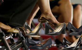 Be Comfy Wearing High Heels