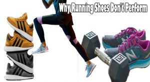 Why Running Shoes Don't Perform