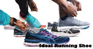 What's the Ideal Running Shoe For Me?