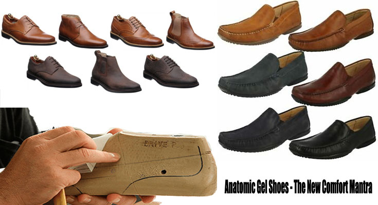 Anatomic Gel Shoes - The New Comfort Mantra